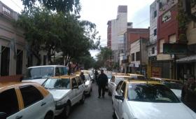 Taxis, un negocio de pocos