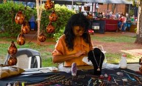 """Inscriben para participar del """"Camino de los artesanos"""" del Festival del Litoral"""