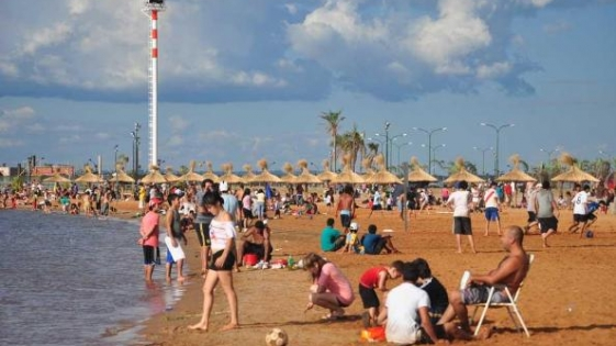 """Operativo """"Playa Segura"""": detuvieron a dos hombres en estado de ebriedad"""