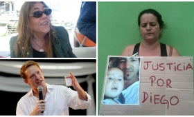 Desarrollo Social y Derechos Humanos no asisten a la familia de Diego Da Silva