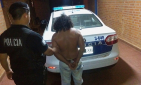 Detenido por agredir a puñetazos y con un cuchillo a su cuñado