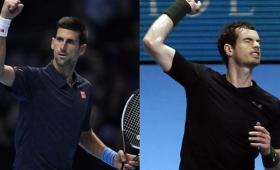 Final histórica: Murray y Djokovic definirán el Master de Londres y el nro. 1 de la temporada