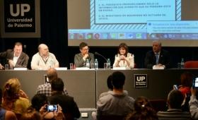 El Ministerio de Seguridad presentó el protocolo de protección para periodistas