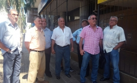 Malestar de retirados de la policía por falsas promesas del IPS