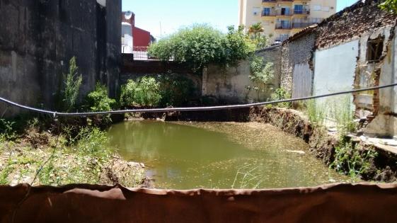 #Postales: la pileta del Dengue