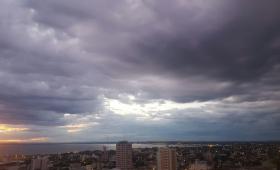 Mejora el clima aunque persisten las probabilidades de lluvias