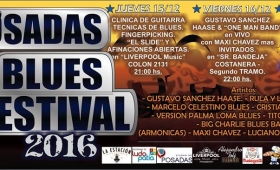 Arranca el 1° Posadas Blues Festival