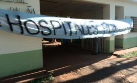 """Paro en el Baliña: """"No se valora la salud de los trabajadores del sector"""""""