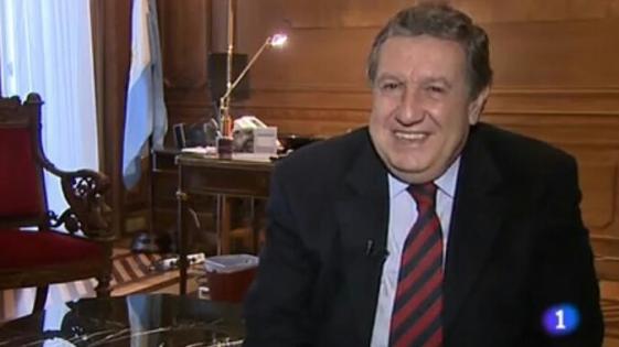 Puerta celebró la recuperación de relaciones bilaterales con España