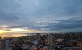 Tiempo: martes con cielo nublado y sin precipitaciones