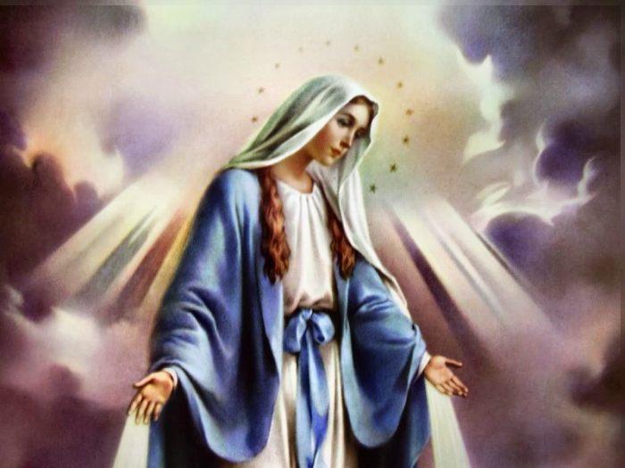 Resultado de imagen para 8 de diciembre dia de la virgen