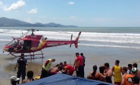 Brasil: turista obereño murió en Meia Praia