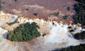 40 mil turistas visitaron las Cataratas en la primera semana de enero