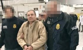 """EEUU rechazó el último intento de retrasar el inicio del juicio a """"El Chapo"""""""
