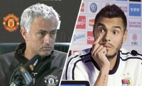 Mourinho respaldó a Romero