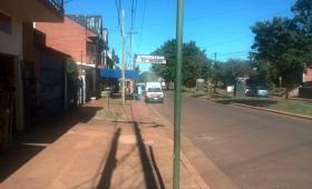 Avenida Monseñor de Andrea, una materia pendiente