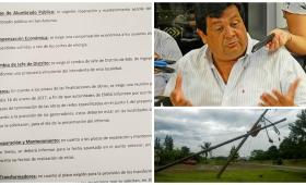 EMSA tiene 12 días para informar sobre los cortes en el Alto Uruguay