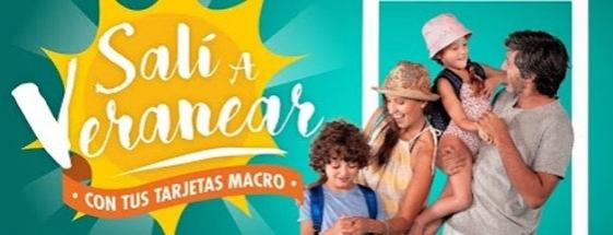 Macro ofrece beneficios exclusivos a sus clientes, para veranear en todo el país