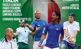 Italia confirmó el equipo para enfrentar a Argentina