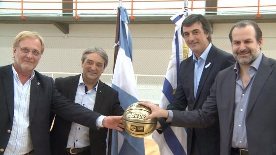 Argentina formalizó su candidatura para organizar el Mundial 2023