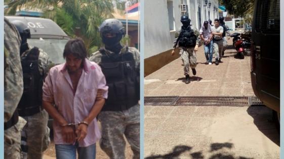 Rivero fue alojado en la Unidad Penal Nº6
