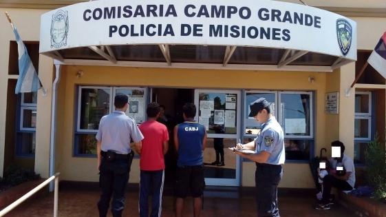 Campo Grande: asaltan y golpean a un comerciante