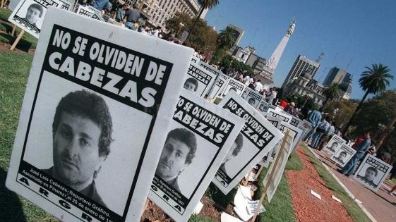 Se cumplen 20 años del crimen de José Luis Cabezas