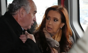 Cristina insultó a Stolbizer y le pegó a Pichetto y Massa