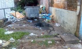 Reclaman por la falta de recolección de residuos en Villa Urquiza