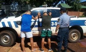 Detenidos por brutal golpiza a la salida de la Bailanta