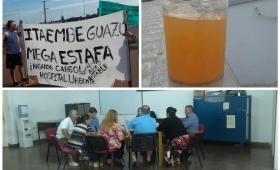 El conflicto de Itaembé Guazú podría terminar el lunes