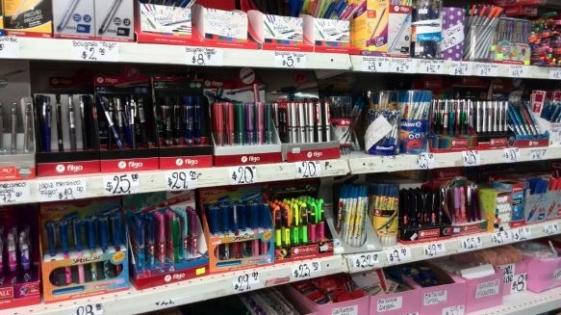 Librería: Paraguay tiene productos de mala calidad