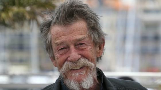 A los 77 años, murió el gran actor John Hurt