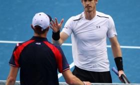 Andy Murray avanza a paso firme en el Abierto de Australia