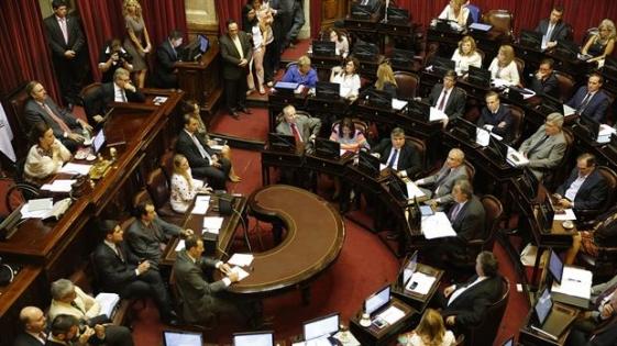 El Senado estudia dos proyectos sobre imputabilidad de menores