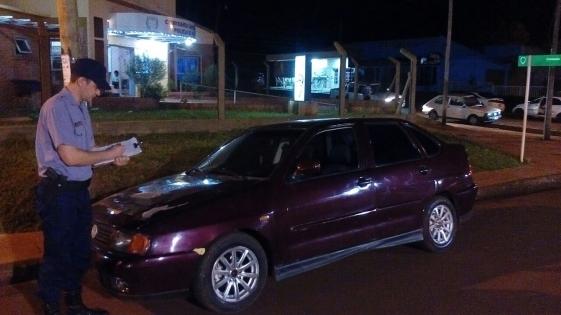 Campo Grande: secuestran un vehículo vinculado a una causa de estafa