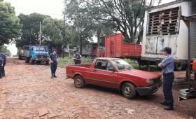 Sorprenden a niño de 10 años manejando una camioneta