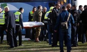 Al menos, cuatro soldados murieron ataque terrorista en Jerusalem