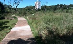 La EBY habilitó al público la reserva urbana del arroyo Itá
