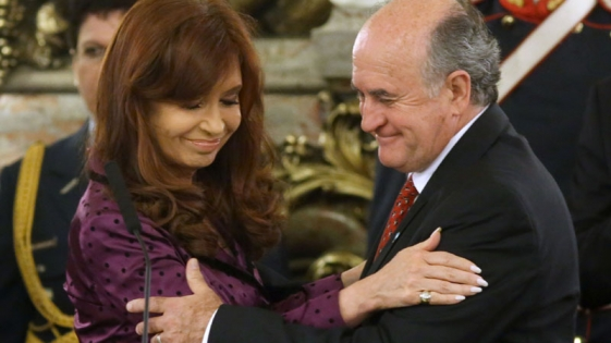 Denunciarán a Cristina Kirchner por armarle causas al ex espía Antonio Stiuso