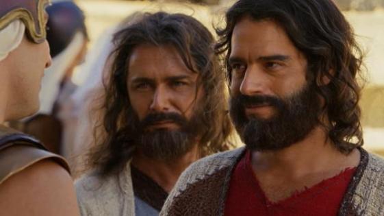 """""""Moisés y los 10 Mandamientos"""", la película"""