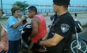 Cuatro detenidos, entre ellos tres motociclistas alcoholizados, en El Brete