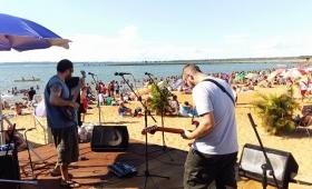 Posadas celebró el Día del Músico en El Brete