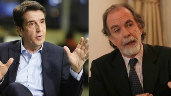 Renunció Melconián y asume González Fraga en el Nación
