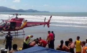 Florianópolis: argentino se infartó en la playa