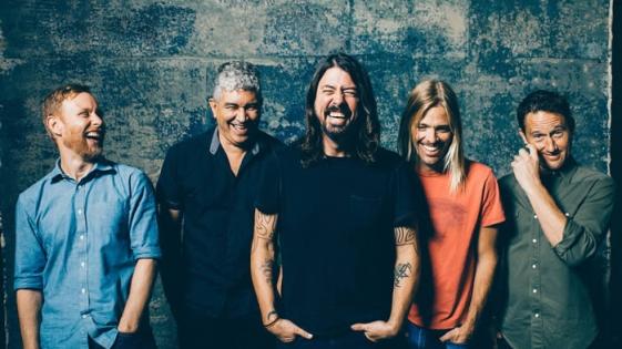 Foo Fighters está grabando un nuevo disco