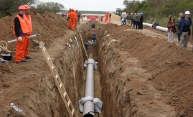 No hay novedades sobre el Gasoducto del NEA