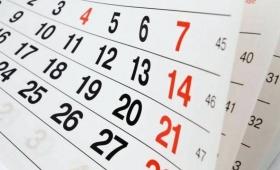 Los feriados del 24 de marzo, 2 abril y 20 de junio serán inamovibles