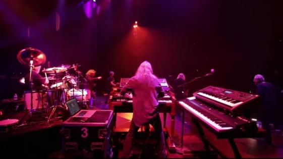 'Rhythm in the Spirit', video de Kansas