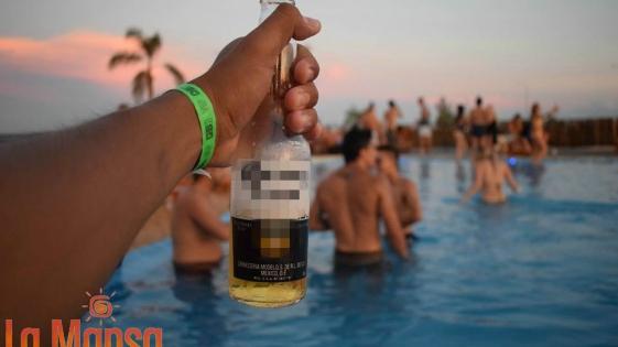 Denuncian 'zona liberada' en el Club de Playa 'La Mansa'